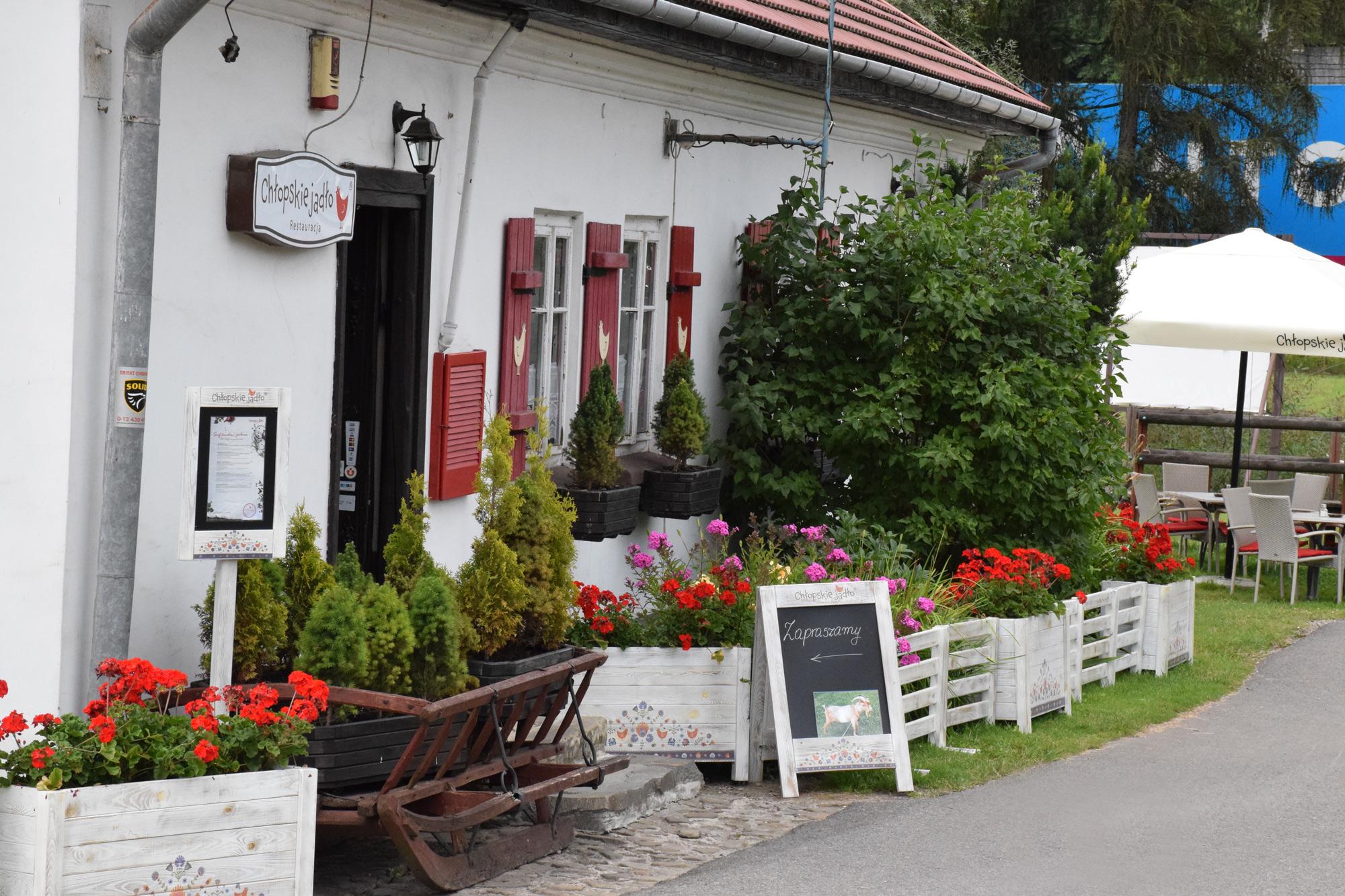 Restauracja franczyzowa Chłopskie Jadło