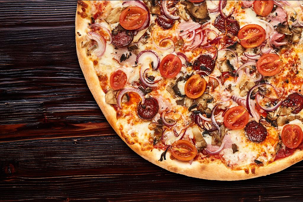 Najlepsza Pizza z restauracji franczyzowej Fabryki Pizzy